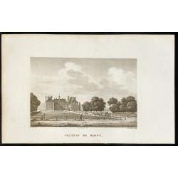 1829 - Chateau de Rosny