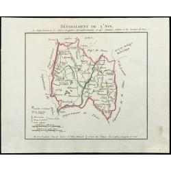 1802 - Département de l'Ain