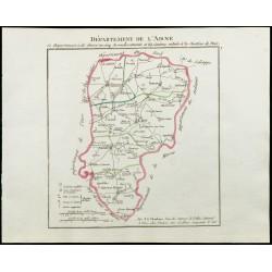 1802 - Département de l'Aisne