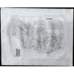 1833 - Département de la Somme