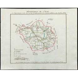 1802 - Département de l'Aube