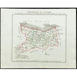 1802 - Département du Calvados