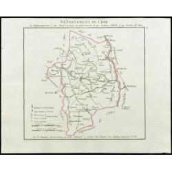 1802 - Département du Cher