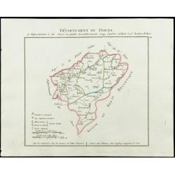 1802 - Département du Doubs