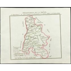 1802 - Département de la Drôme