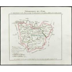 1802 - Département de l'Eure