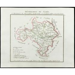1802 - Département du Gard