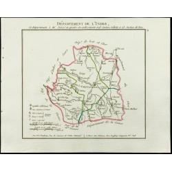 1802 - Département de l'Indre