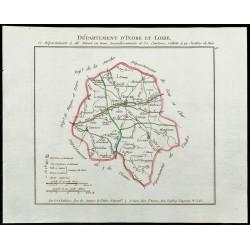 1802 - Département d'Indre...