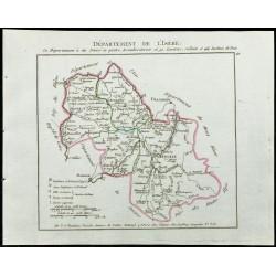 1802 - Département de l'Isère