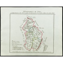 1802 - Département du Jura