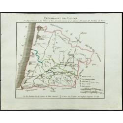 1802 - Département des Landes