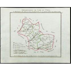 1802 - Département du Loir...