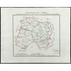 1802 - Département de la Marne