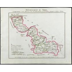 1802 - Département du Nord
