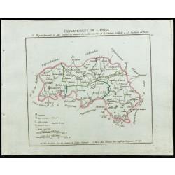 1802 - Département de l'Orne