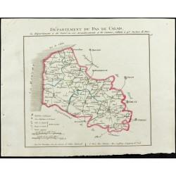 1802 - Département du Pas...