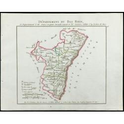 1802 - Département du Bas-Rhin