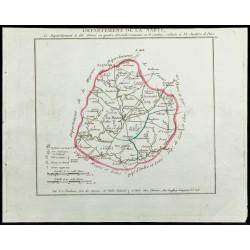 1802 - Département de la Sarte
