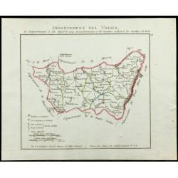 1802 - Département des Vosges