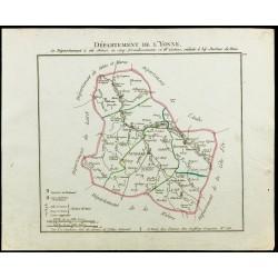 1802 - Département de l'Yonne