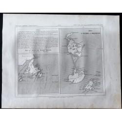 1833 - Iles St Pierre et...