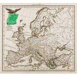 1809 - Europe avant...