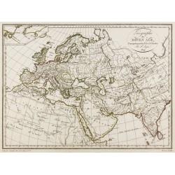 1809 - Europe et Asie au...