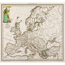 1809 - Europe après...
