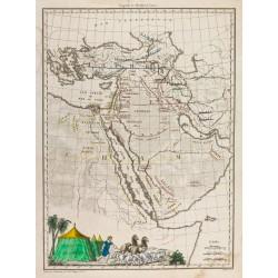 1812 - Géographie des hébreux