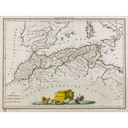 1812 - Barbarie - Afrique...