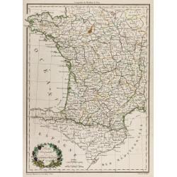 1812 - Ouest de l'Empire...