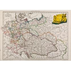 1812 - Allemagne en 1789
