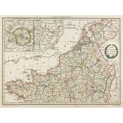 1812 - Partie nord de...