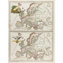 1812 - Europe en 900 et en...