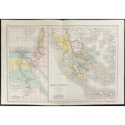 1872 - Égypte et Grèce...