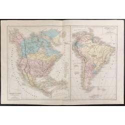 1872 - Amérique du Nord et...