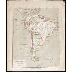 1840ca - Carte de...