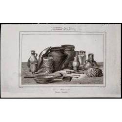 1842 - Vases & Ustensiles