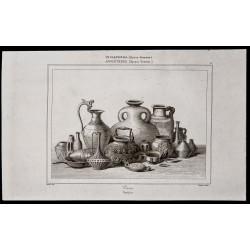 1842 - Vases - Époque romaine