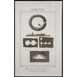 1842 - Plans de Chambres...