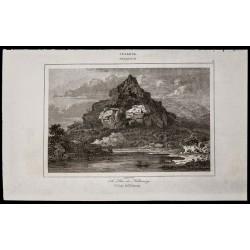 1842 - Le lac de Killarney
