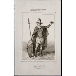 1842 - Chef Saxons