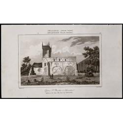 1842 - Église St Nicolas à...