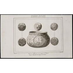 1842 - Vases et Monnaie