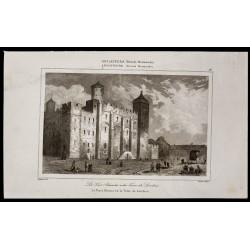 1842 - Tour blanche - Tour...