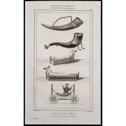 1842 - Cornes - Lits -...