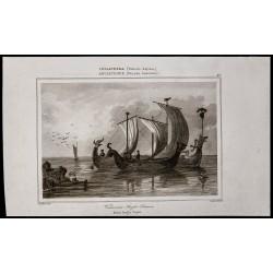 1842 - Vaisseaux Anglo-Saxons