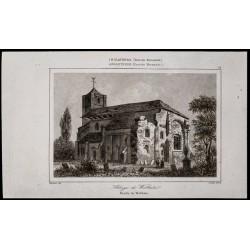 1842 - Abbaye de Waltham