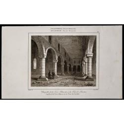 1842 - Chapelle de la Tour...